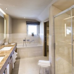 Hotel Sonnbichl Тироло ванная фото 2