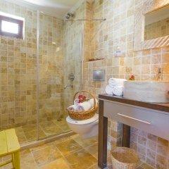 Villa Badem Турция, Патара - отзывы, цены и фото номеров - забронировать отель Villa Badem онлайн ванная