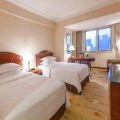 Sheraton Chengdu Lido Hotel 4* Улучшенный номер с различными типами кроватей фото 3