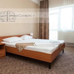 Гостевой Дом Аква-Солярис Стандартный номер с двуспальной кроватью