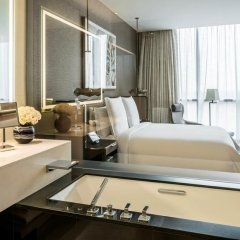 Отель Four Seasons Dubai International Financial Center 5* Люкс-студио фото 3