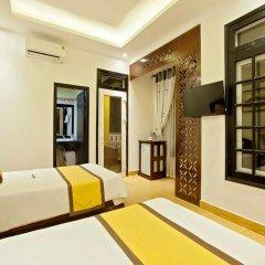 Hai Au Boutique Hotel & Spa 3* Номер Делюкс с двуспальной кроватью фото 3