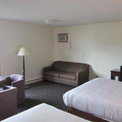 Отель Chalet Continental Motel 2* Стандартный номер с различными типами кроватей