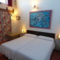 Отель Rural Bioclimático Sabinares del Arlanza Испания, Когольос - отзывы, цены и фото номеров - забронировать отель Rural Bioclimático Sabinares del Arlanza онлайн комната для гостей фото 4