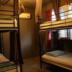 Mr.Comma Guesthouse - Hostel Кровать в общем номере с двухъярусной кроватью фото 5