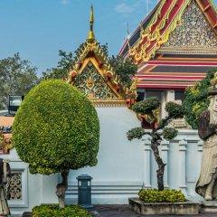 Отель Chetuphon Gate Бангкок