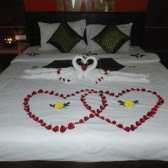Dengba Hostel Phuket Улучшенный номер с различными типами кроватей фото 11