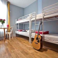 Отель Arty Paris Porte de Versailles by Hiphophostels Стандартный номер с двухъярусной кроватью фото 3
