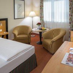 Hotel Don Giovanni Prague 4* Стандартный номер с различными типами кроватей фото 14