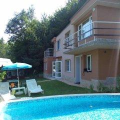 Отель Villa Aqua 2* Студия фото 5