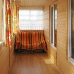 Гостиница Dom na Seligere балкон