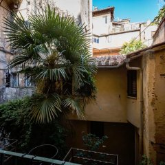 Отель La Minerva Италия, Рим - отзывы, цены и фото номеров - забронировать отель La Minerva онлайн балкон