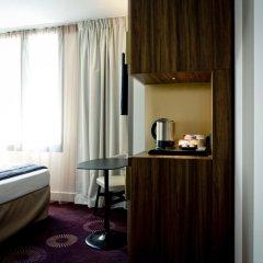 Отель Mercure Lyon Centre Plaza République 4* Стандартный номер с различными типами кроватей фото 4