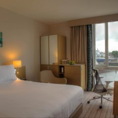 Отель Hilton Garden Inn Glasgow City Centre 4* Стандартный номер с двуспальной кроватью фото 6
