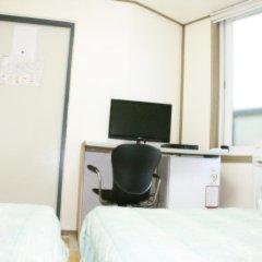 Отель Patio 59 Hongdae Guesthouse 2* Номер категории Эконом с 2 отдельными кроватями фото 10
