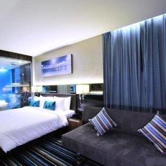 Отель The Continent Bangkok by Compass Hospitality 4* Представительский номер с различными типами кроватей фото 14