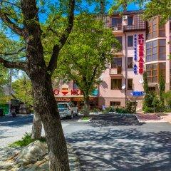 Гостиница Кузбасс в Большом Геленджике 3 отзыва об отеле, цены и фото номеров - забронировать гостиницу Кузбасс онлайн Большой Геленджик парковка
