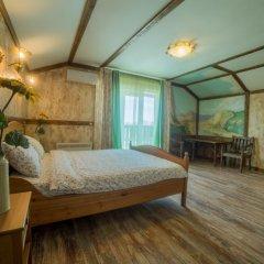 Гостиница Теремок Заволжский Апартаменты разные типы кроватей