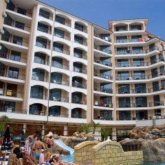 Отель Sunny Beach Rent Apartments Karolina Болгария, Солнечный берег - отзывы, цены и фото номеров - забронировать отель Sunny Beach Rent Apartments Karolina онлайн пляж