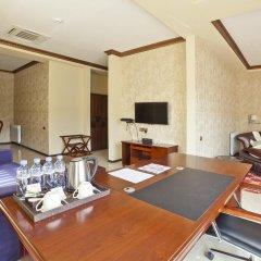 Отель Cron Palace Tbilisi 4* Студия фото 5