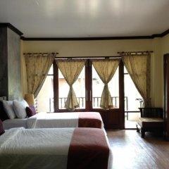 Отель Seashell Resort Koh Tao 3* Семейный номер Делюкс с двуспальной кроватью фото 2