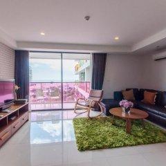 Отель Rocco Huahin Condominium Апартаменты с 2 отдельными кроватями фото 19