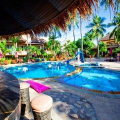 Отель Coconut Village Resort 4* Улучшенный номер с двуспальной кроватью фото 10