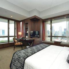 Peninsula Excelsior Hotel 4* Люкс с различными типами кроватей фото 4
