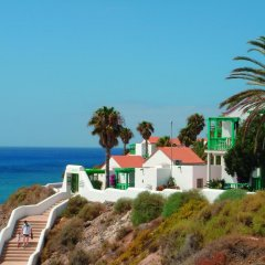 Отель Aldiana Fuerteventura пляж фото 2