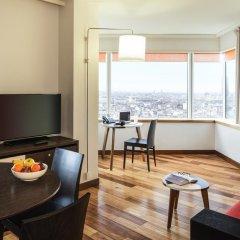Отель Aparthotel Adagio Paris Centre Tour Eiffel 4* Студия с двуспальной кроватью фото 3