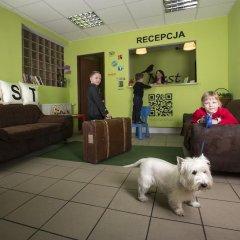 Отель Nest Nocleg Poznan Польша, Познань - отзывы, цены и фото номеров - забронировать отель Nest Nocleg Poznan онлайн с домашними животными
