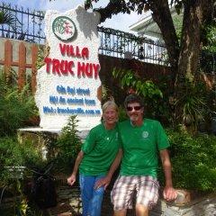 Отель Truc Huy Villa городской автобус