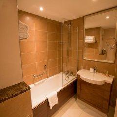 Отель Intercontinental Edinburgh the George 5* Улучшенный номер с двуспальной кроватью фото 10