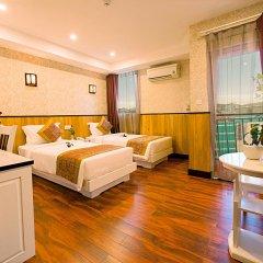 Отель Golden Rain 2 3* Улучшенный номер фото 22
