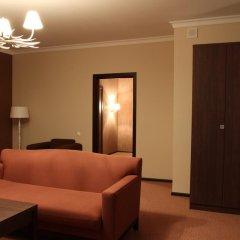 Гостиница Горная Резиденция АпартОтель Семейные апартаменты с двуспальной кроватью фото 8
