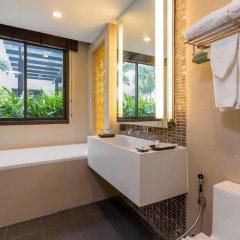 Отель The Charm Resort Phuket 4* Номер Делюкс с двуспальной кроватью фото 3