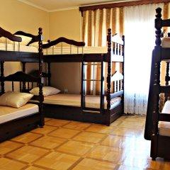 Хостел Центральный Кровать в общем номере с двухъярусной кроватью фото 5
