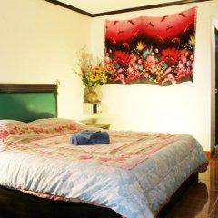 Отель Nanai Residence 3* Стандартный номер двуспальная кровать фото 9
