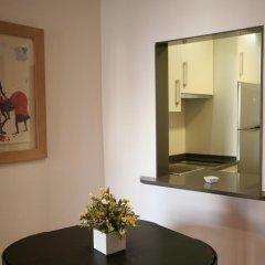 Отель Apartamentos Turisticos Madanis Апартаменты с различными типами кроватей фото 4