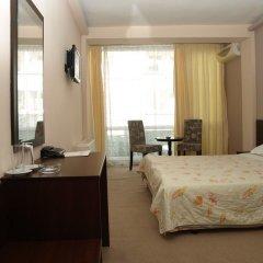 Отель Sezoni South Burgas Стандартный номер с двуспальной кроватью фото 9