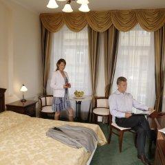 Spa Hotel Schlosspark 4* Номер Комфорт с различными типами кроватей фото 5