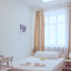 Мини-Отель Агиос на Курской 3* Стандартный номер с двуспальной кроватью фото 10