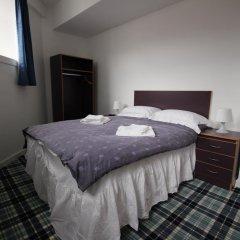 Отель Tartan Lodge Номер Делюкс с двуспальной кроватью фото 5