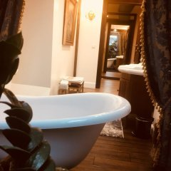 Отель Duke Apartments Литва, Вильнюс - отзывы, цены и фото номеров - забронировать отель Duke Apartments онлайн ванная фото 2
