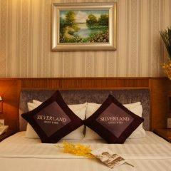 Silverland Hotel & Spa 3* Номер Делюкс с различными типами кроватей фото 4