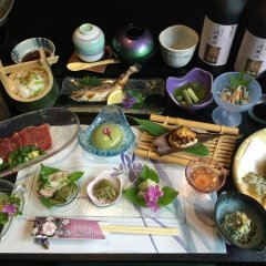 Отель Seifuso Минамиогуни питание фото 3