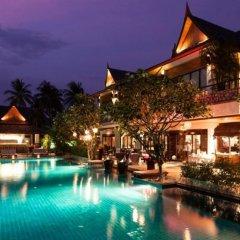 Отель Ayara Hilltops Boutique Resort And Spa Пхукет бассейн фото 3