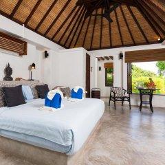 Отель Cape Shark Pool Villas 4* Вилла Делюкс с различными типами кроватей фото 12