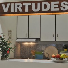 Апартаменты Cosy Virtudes Apartment питание