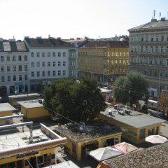 Апартаменты Vienna Feeling Apartments балкон